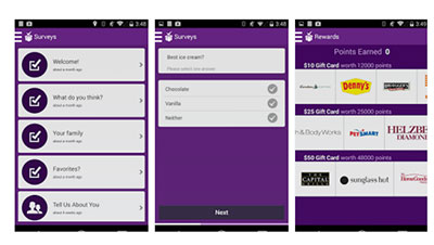 Survey Mini App