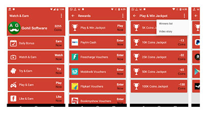 watch and earn app