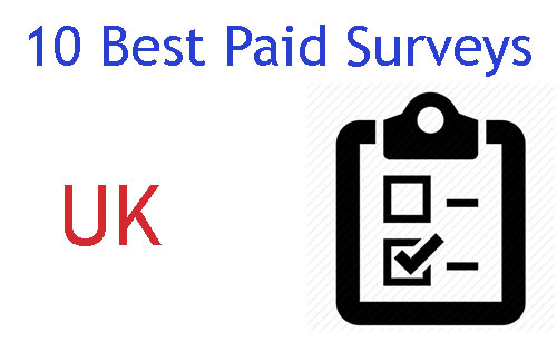 10 Best Paid Survey Sites In The UK 2019