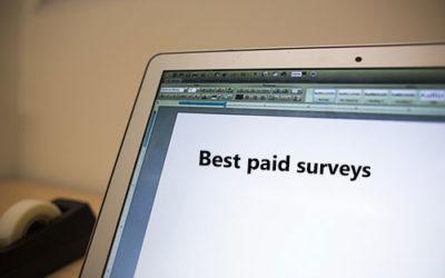 20 Best Highest Paying Online Surveys 2019