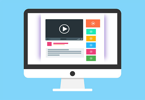 clean ecommerce website deisgn