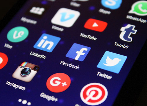 Social media for ecommerce websites